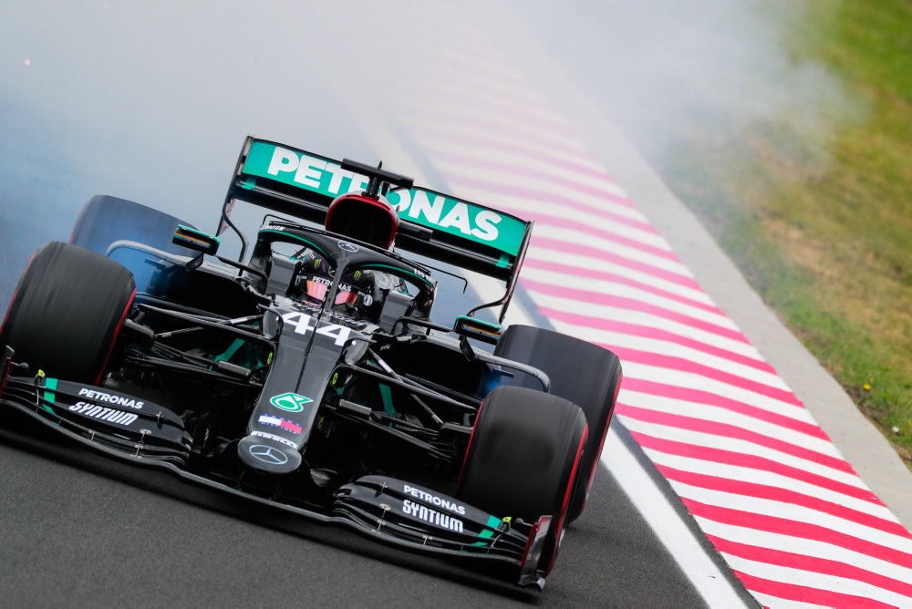 F1: Hamilton és a Mercedes uralmával indult a 35. Magyar Nagydíj