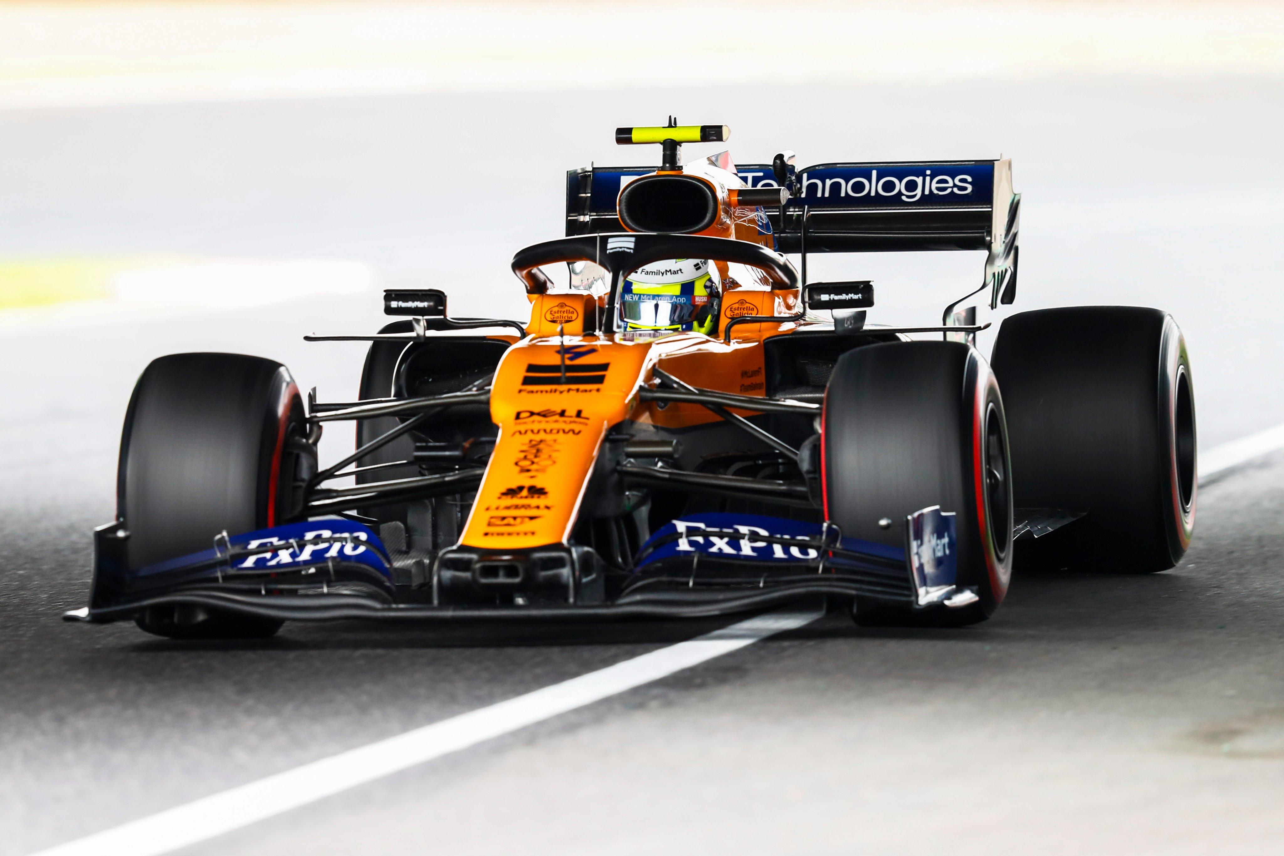 F1: Félig a McLaren versenyét is tönkretette a Ferrari