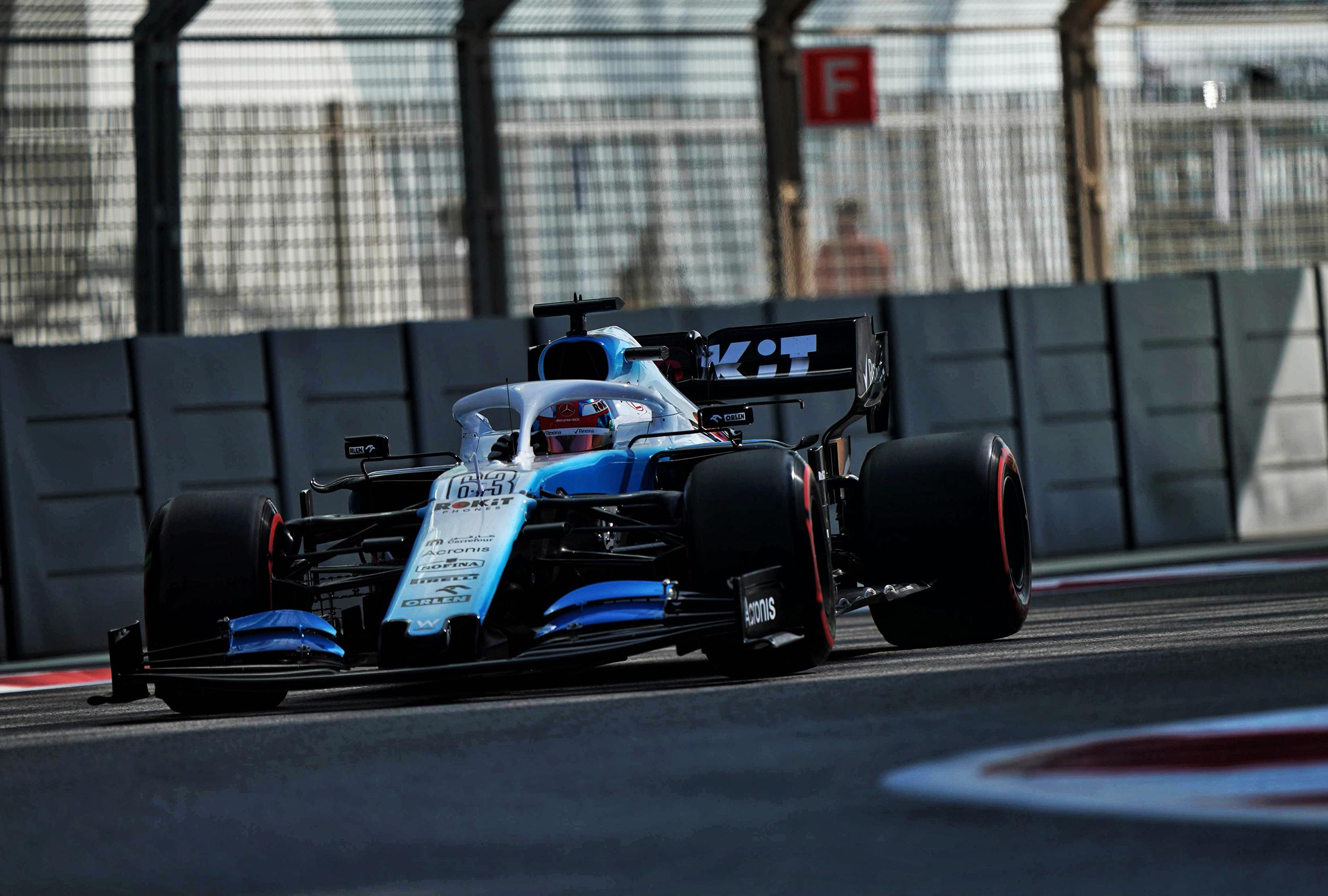 F1: A Williams már a sikeres töréstesztre is dicsőségként tekint