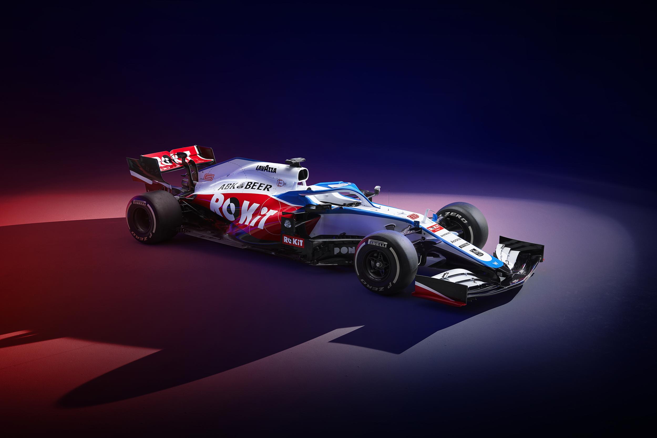 F1: Jócskán megváltozott külsővel folytatja a Williams – képeken az FW43!