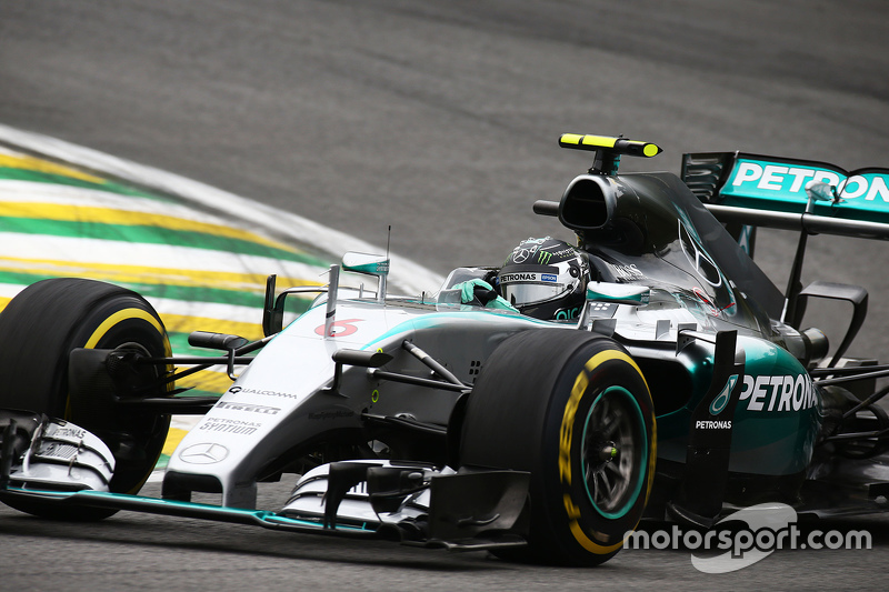 F1 - ÉLŐ KÖZVETÍTÉS: 2015 BRAZIL NAGYDÍJ, FUTAM