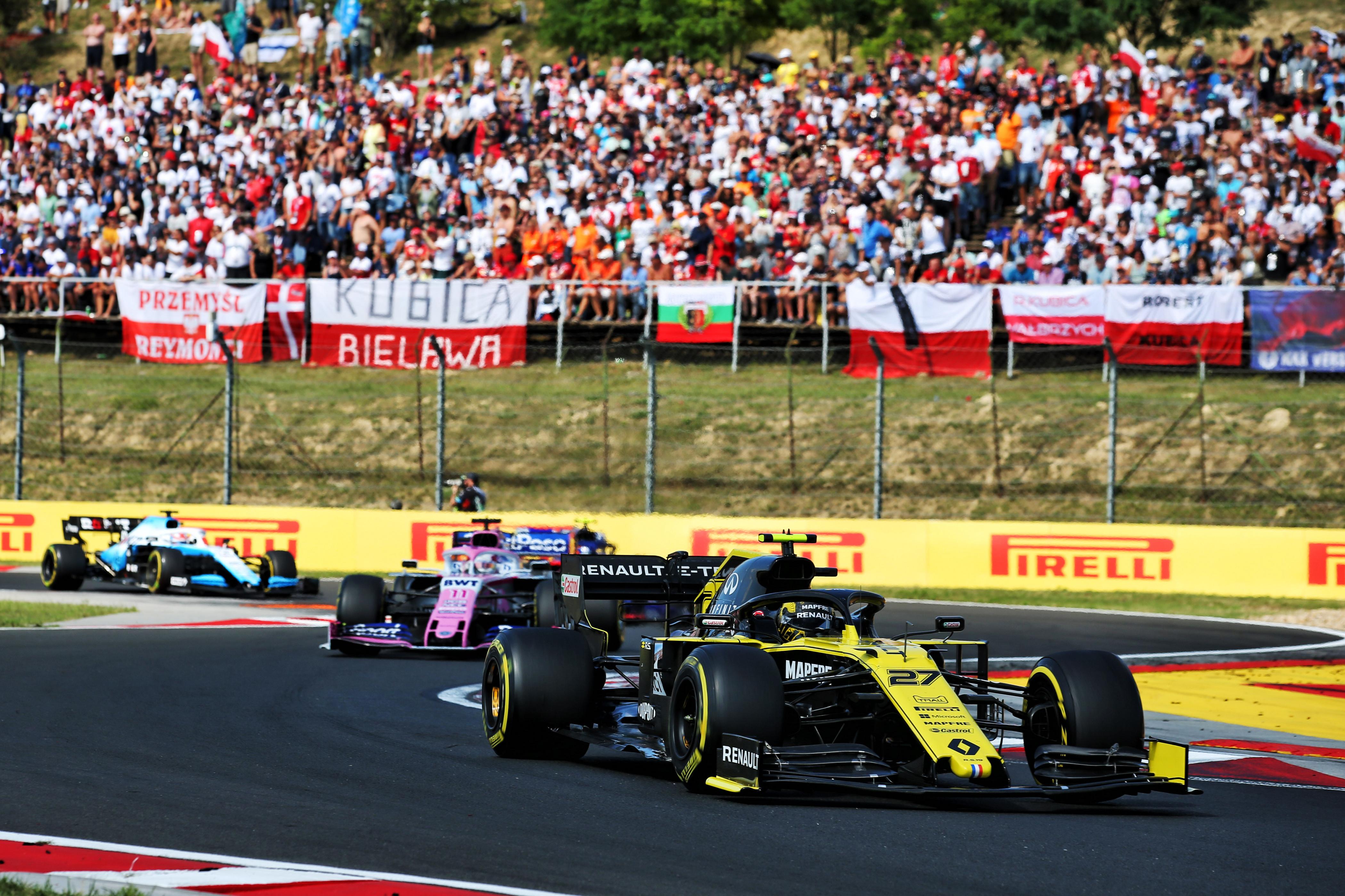 F1: 10%-kal többen látogattak ki idén a Magyar Nagydíjra