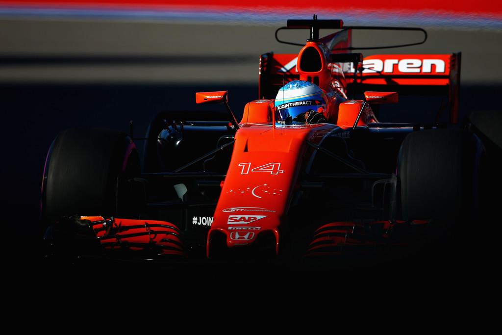F1 - ALONSO NYITOTT A 2018-AS CSAPATVÁLTÁSRA