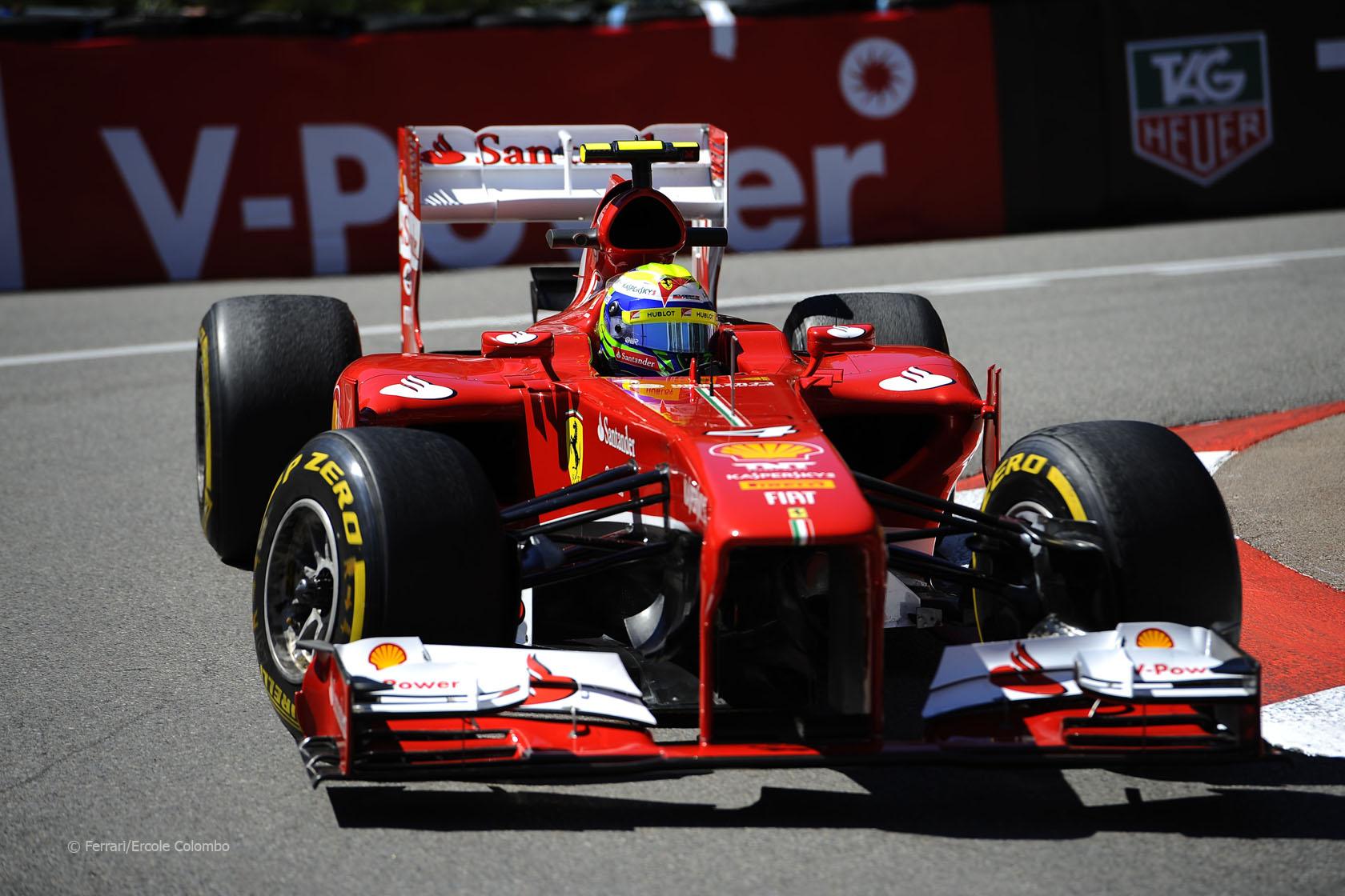 F1 - MASSA 2013-BAN IS ELJÁTSZOTT MÁR A VISSZAVONULÁS GONDOLATÁVAL