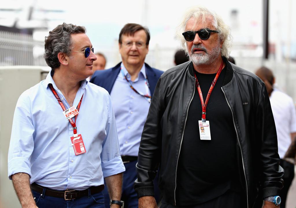 F1: Politikai pályára lép Flavio Briatore