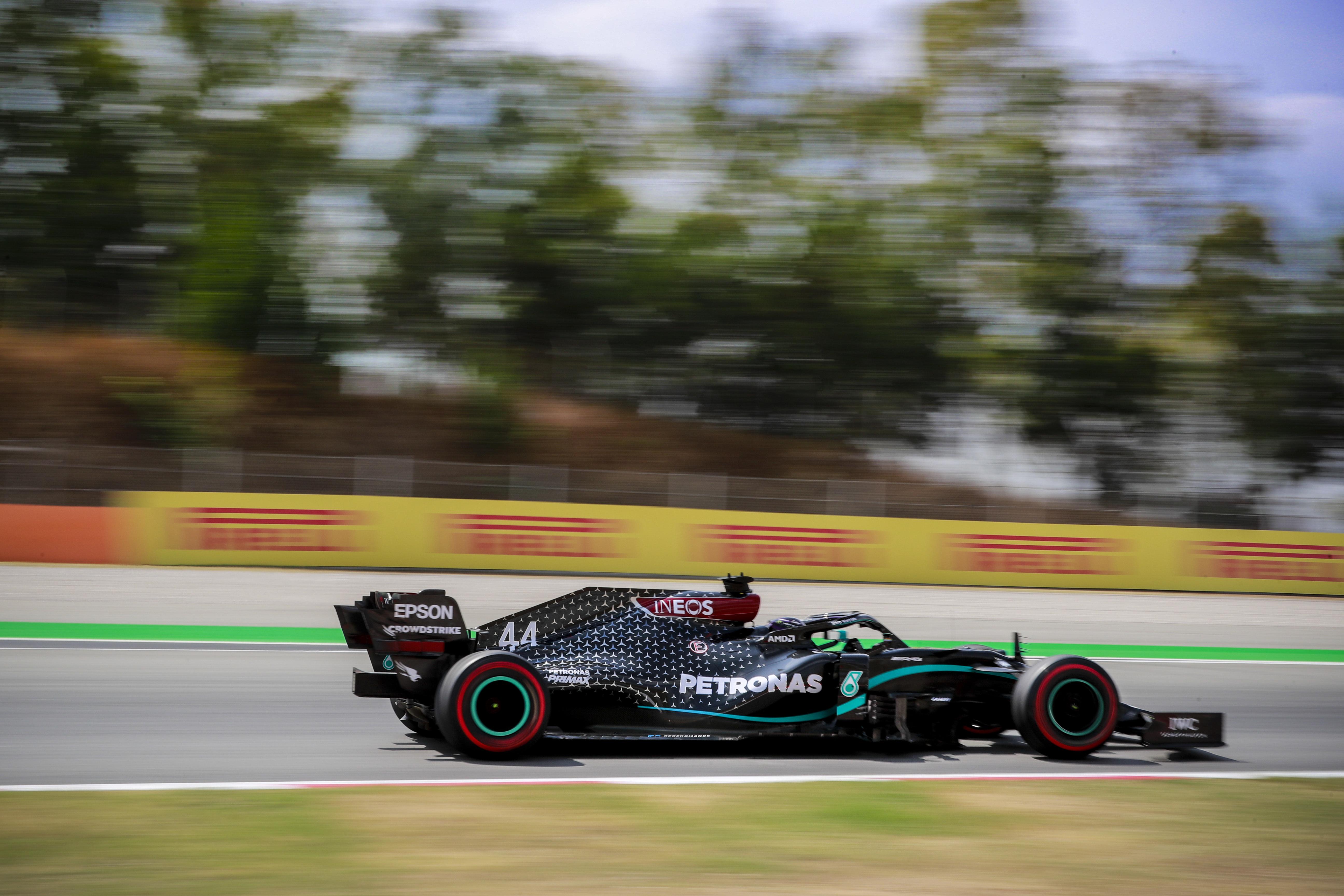Így fest a Formula–1-es Spanyol Nagydíj rajtrácsa!