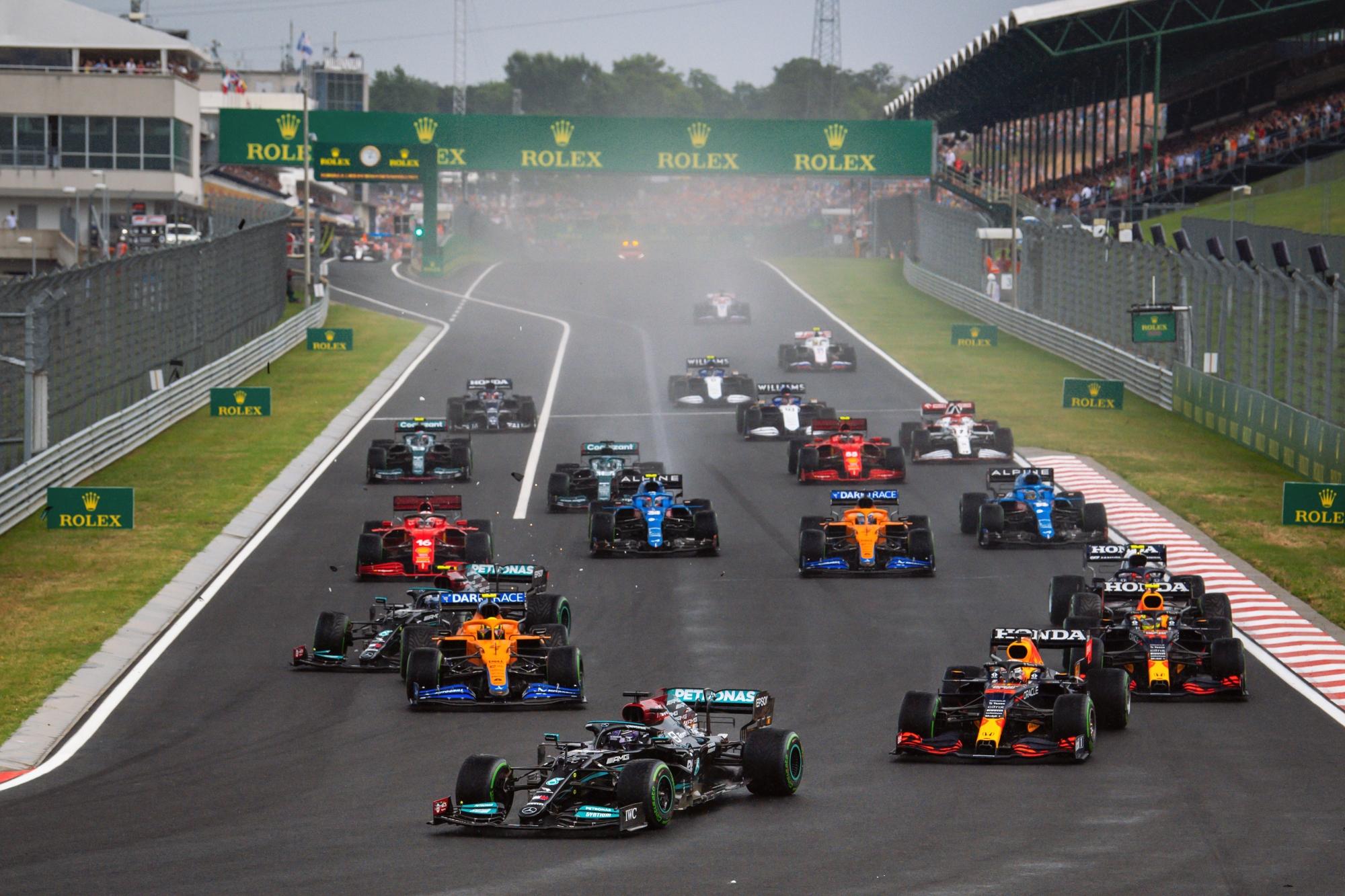 Kiszivárgott a 2022-es F1-es naptár