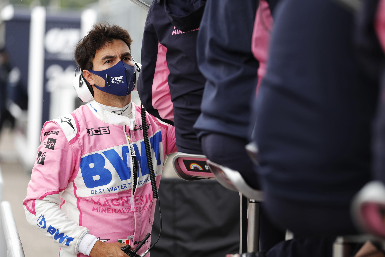 F1: Pérez koronavírusos, kihagyja a Brit Nagydíjat – hivatalos