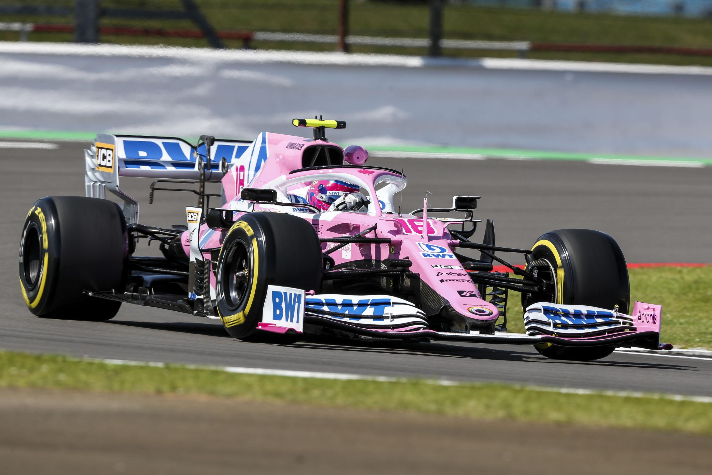 F1: Strollé a második edzés, Albon összetörte a Red Bullt