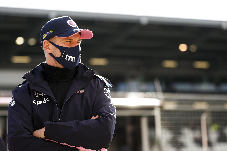 F1: Hülkenberg nélkül el se indult a Racing Point Portugáliába