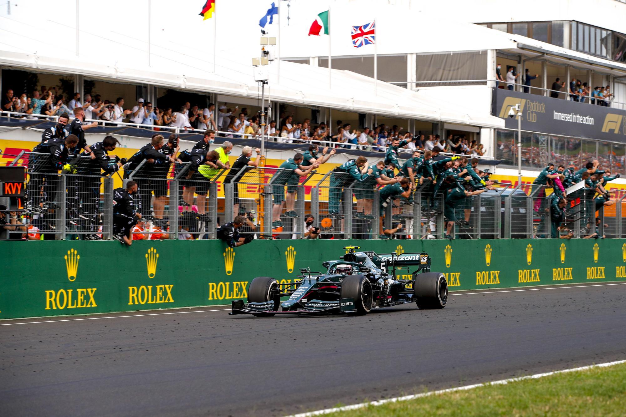 F1: Hivatalos, döntöttek Vettel ügyében