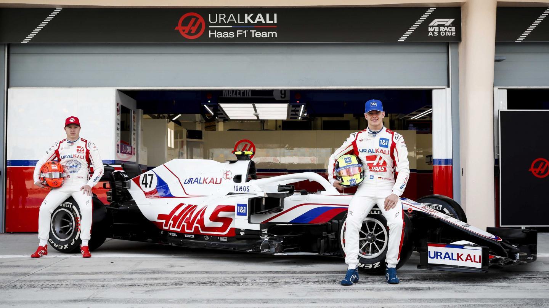 Hivatalosan is leleplezték Mick Schumacherék első F1-es autóját