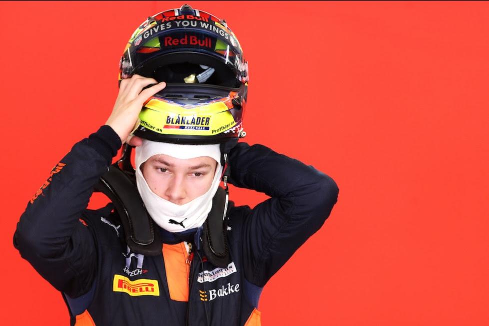 F3-as bajnokcsapatnál folytatja a Red Bull neveltje