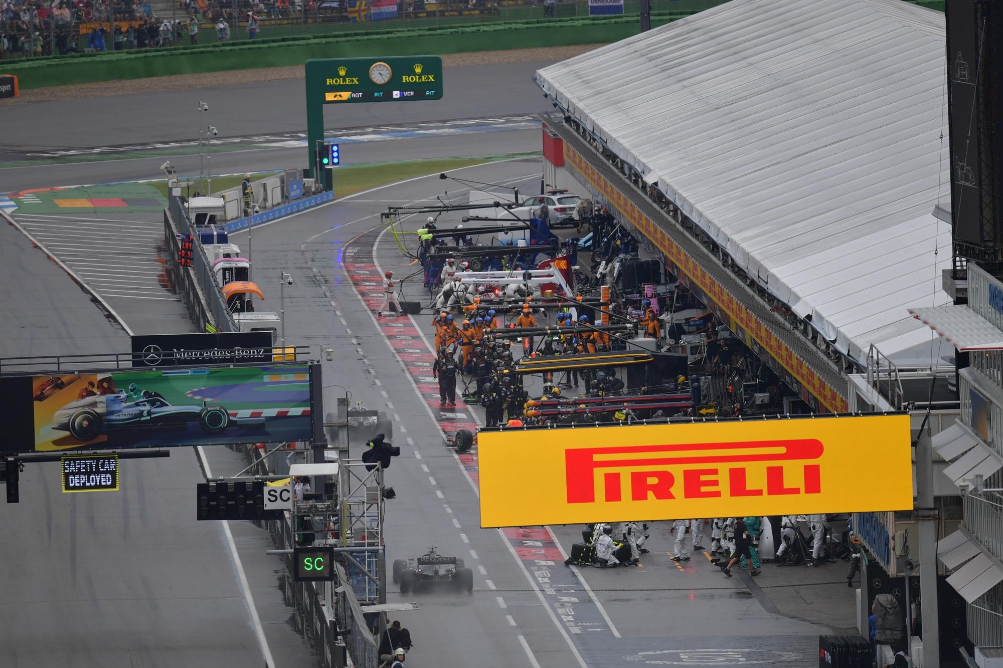F1: Ismét variál az FIA