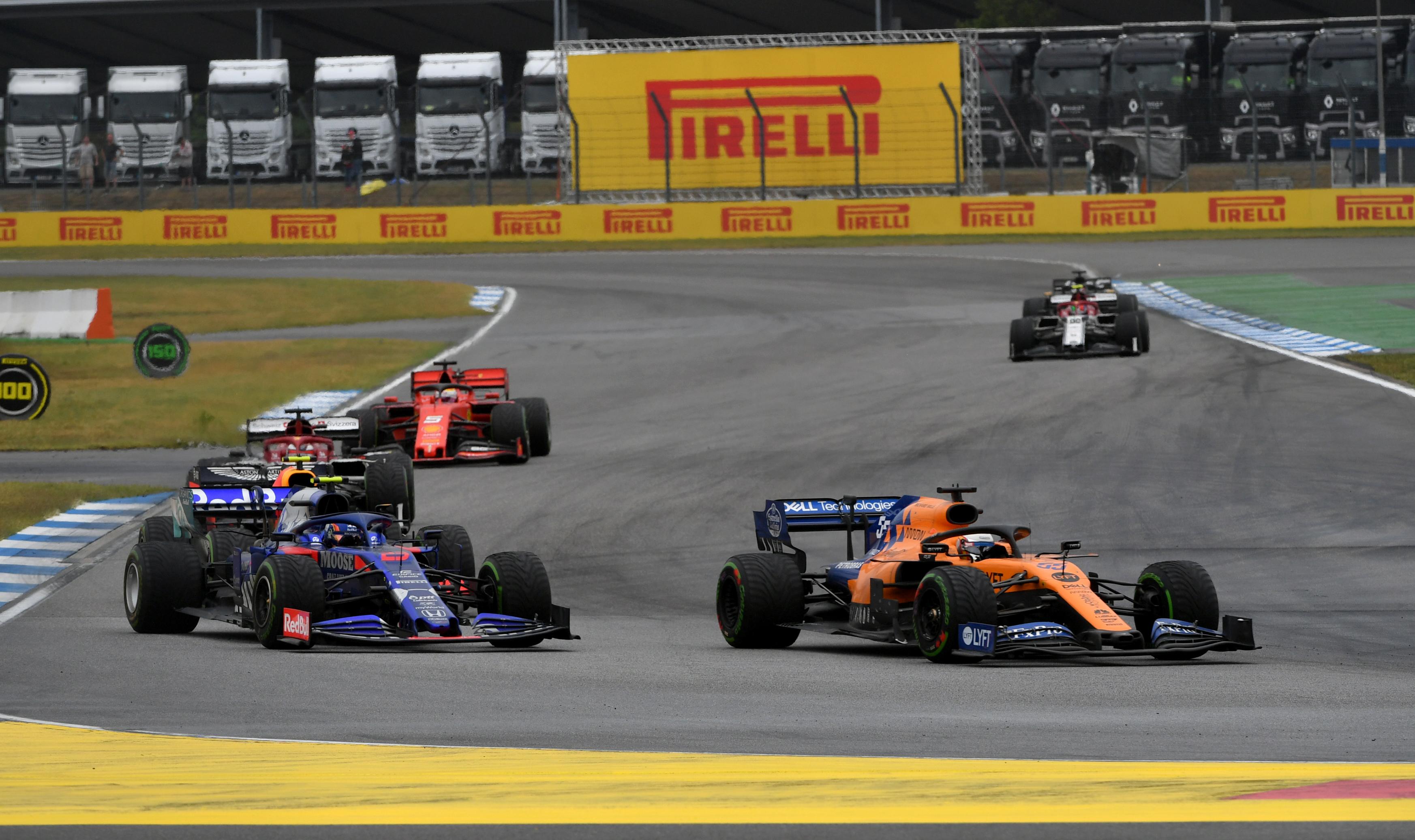 Óriási csapást mért az F1-re a koronavírus