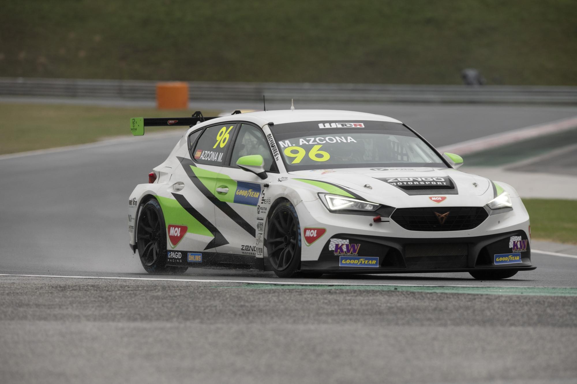 A Zengő-pilóta és Coronel újra a TCR Európa-kupában versenyez