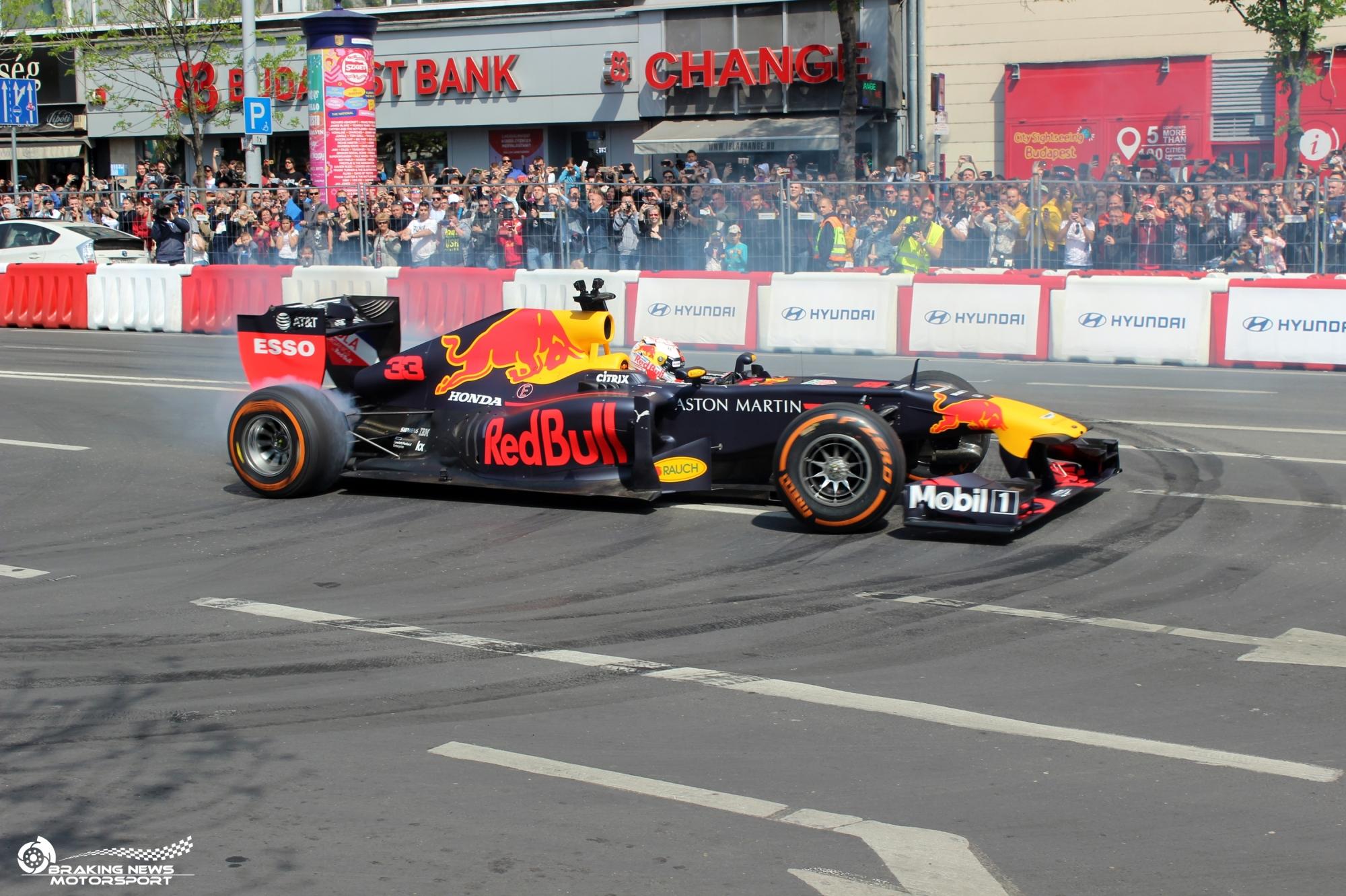 F1: Nem jön Magyarországra forgatni a Red Bull