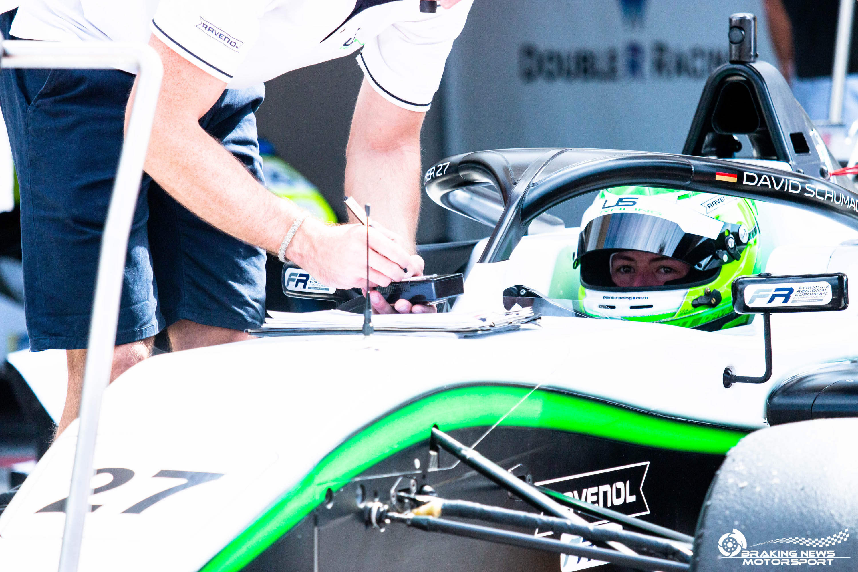 F3: Szakított csapatával a kis Schumacher