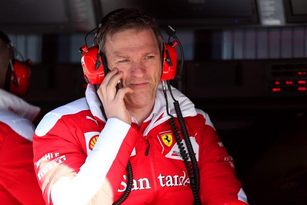 F1 - ÚJRA MUNKÁBAN JAMES ALLISON