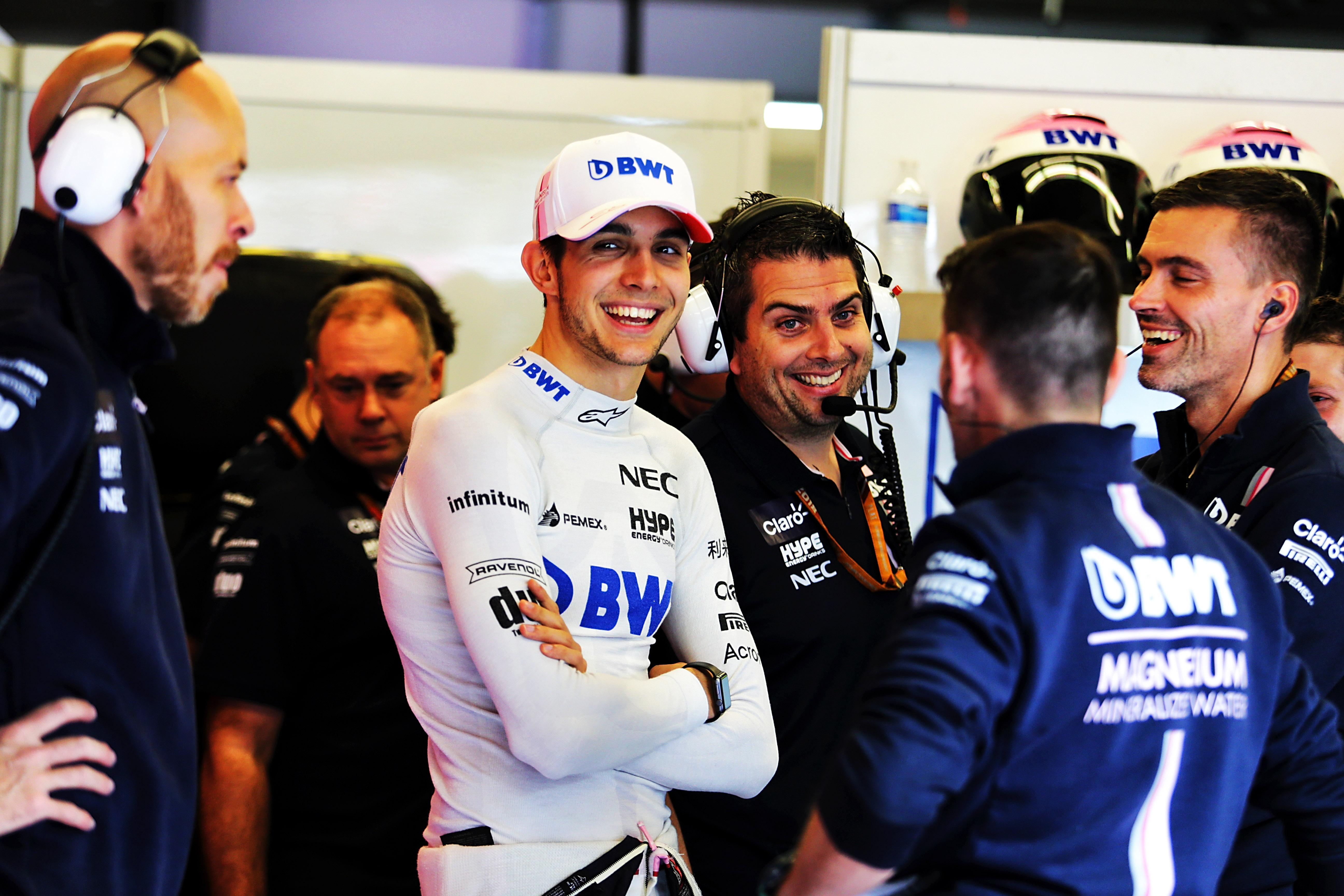 F1: Közel áll Ocon a renault-s megállapodáshoz – sajtóhír