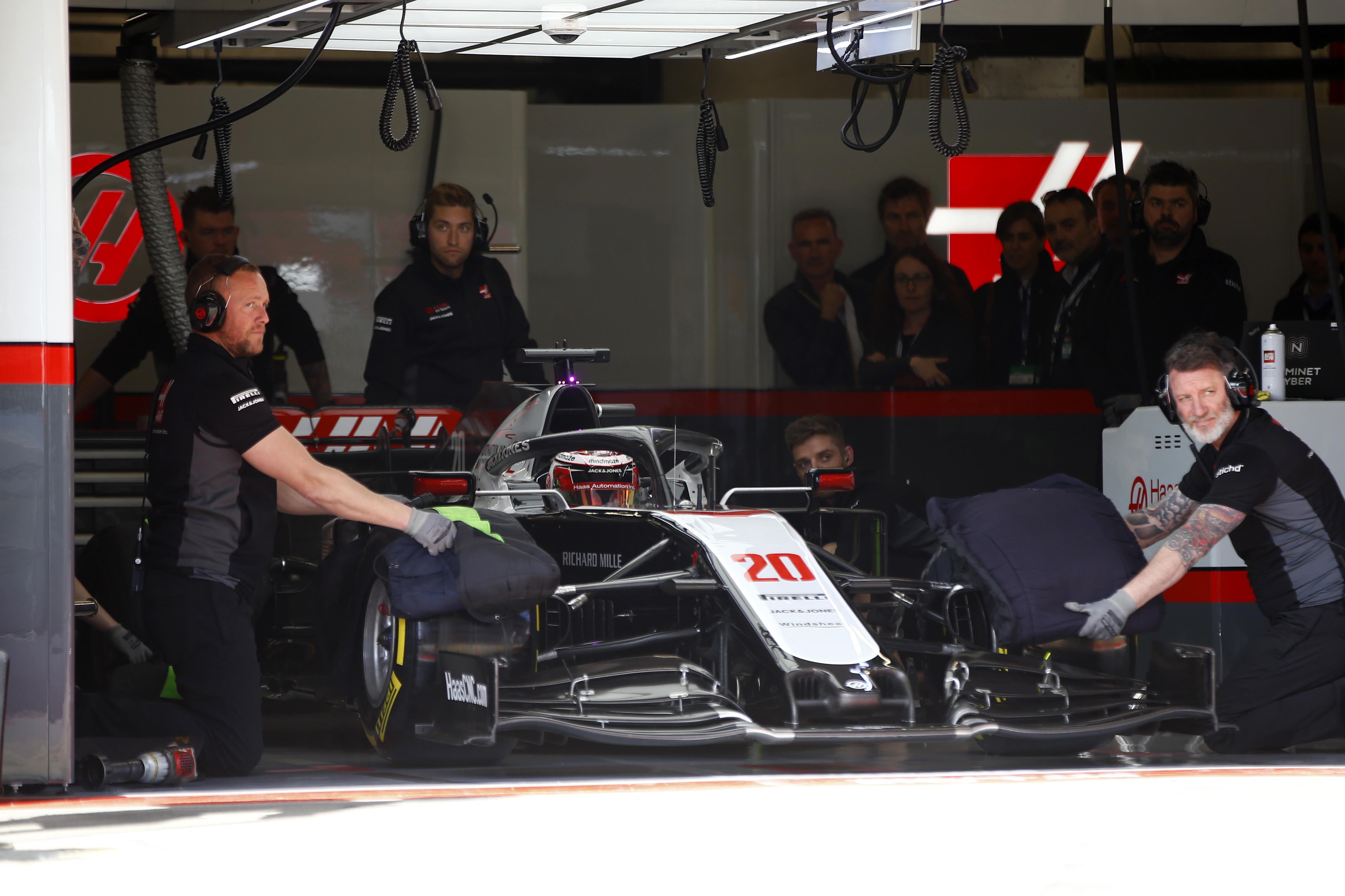 Vízválasztó év előtt áll a Haas, az F1-es folytatás múlik rajta