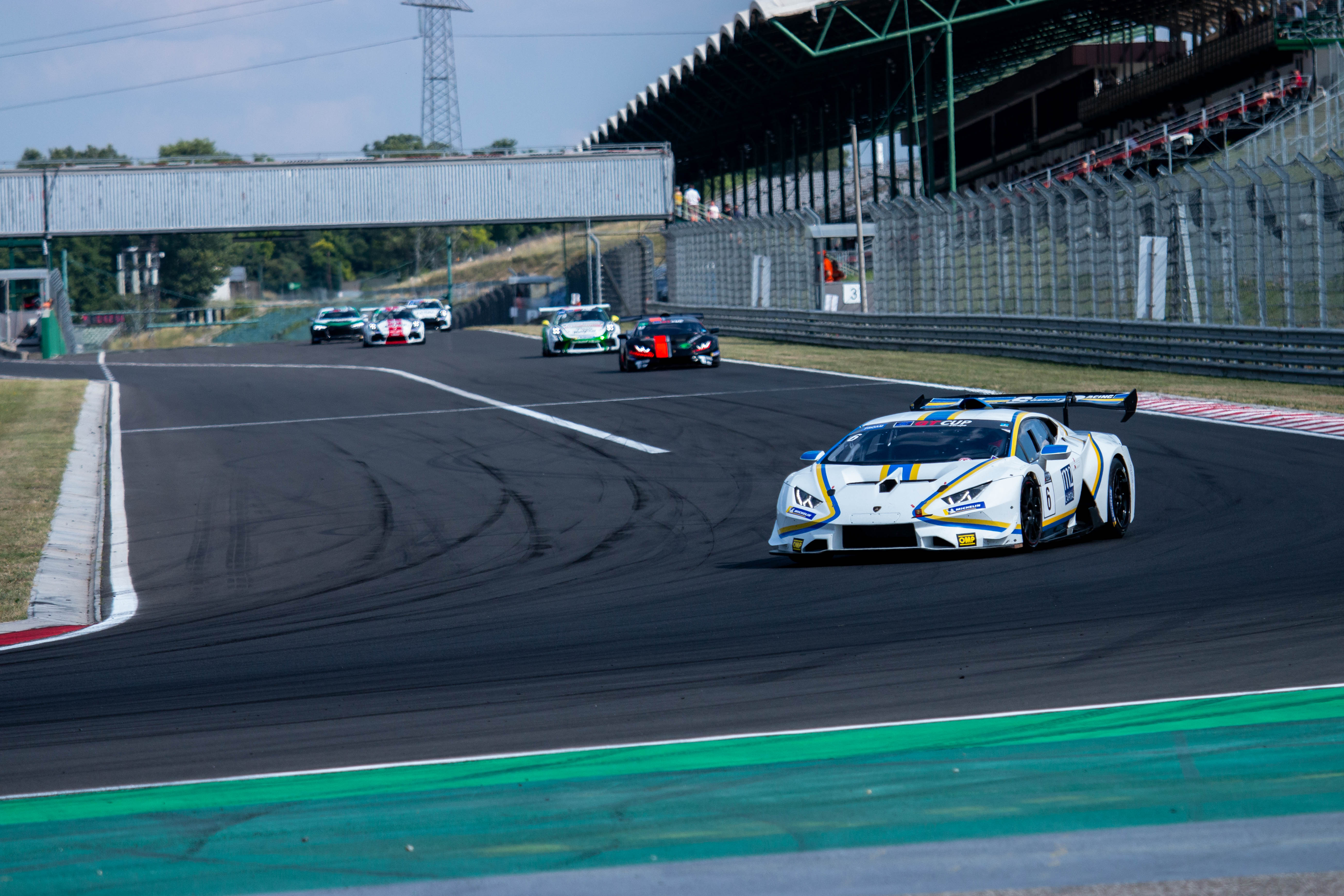 GT Cup Open Europe: Lamborghini-siker a Hungaroringen