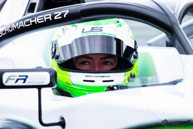 F3: Szocsiban bemutatkozik David Schumacher
