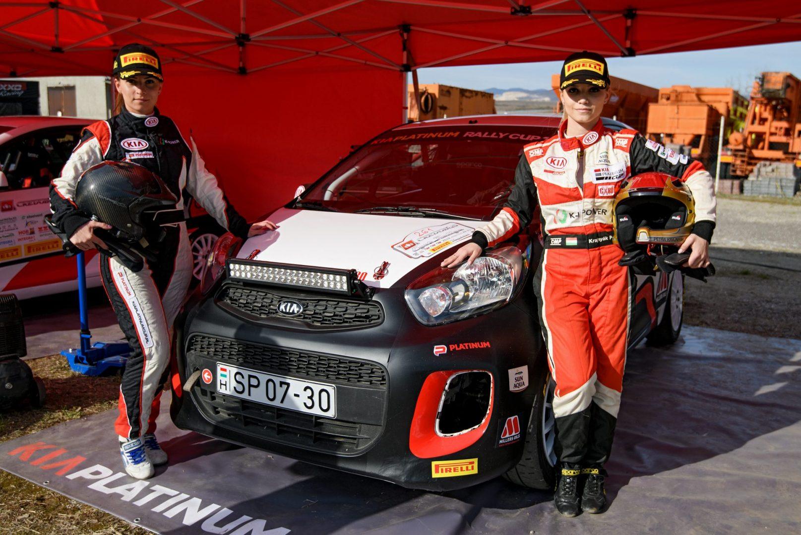 Ózdon folytatódik a Kia Platinum Rally Cup, Krajnyák bajnok lehet