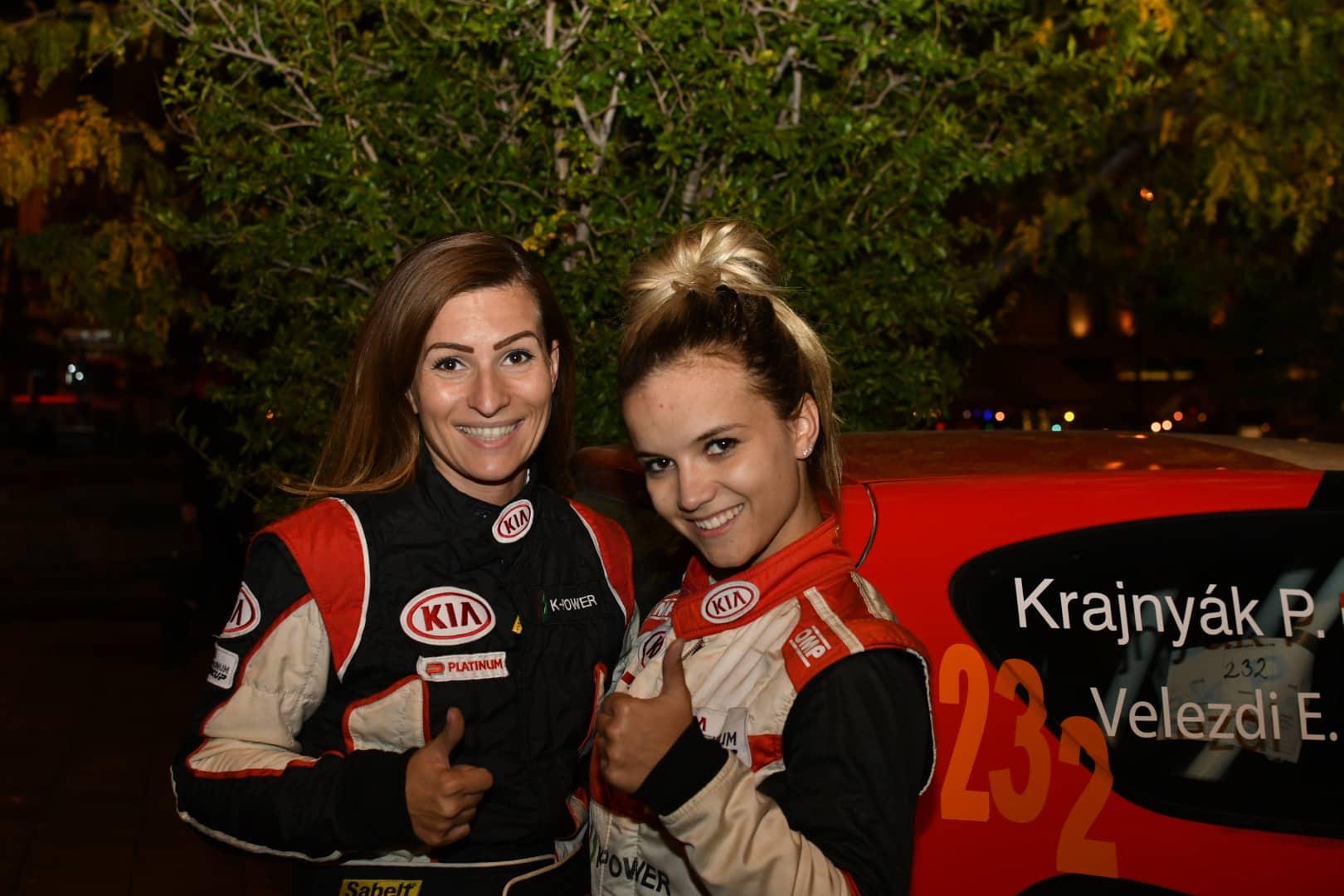 Megvannak a Kia Platinum Rally Cup első bajnokai