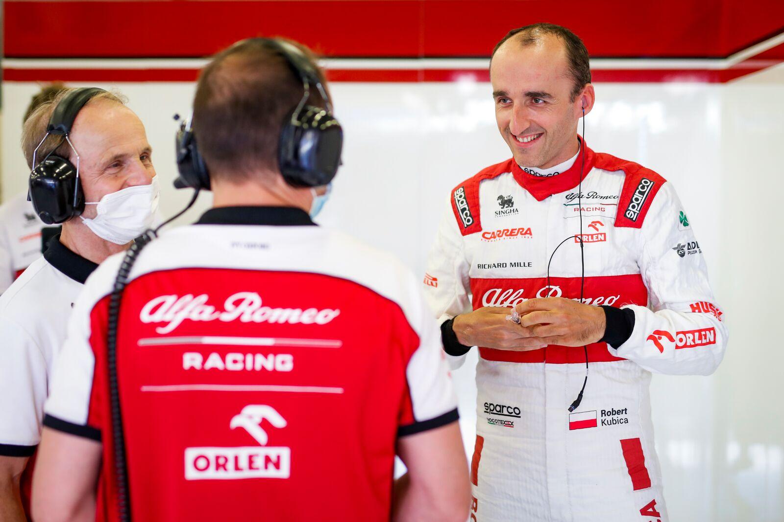 F1: Új fejezet kezdődik Kubica pályafutásában