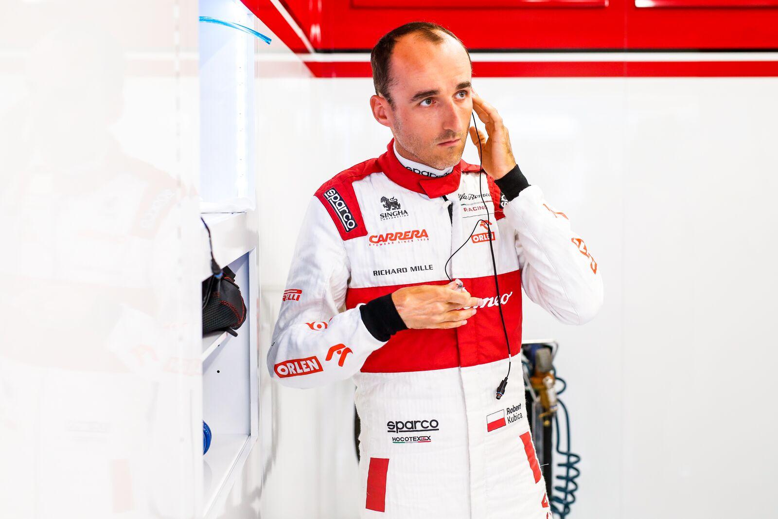 F1: Kubica újra autóba ül a hétvégén