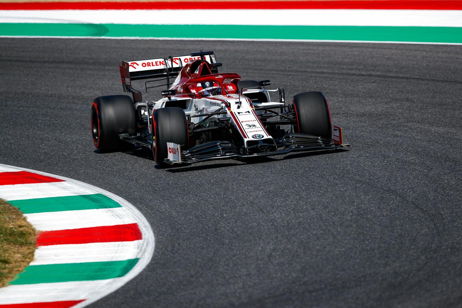 F1: Räikkönen megtorpedózása miatt változik a rajtsorrend