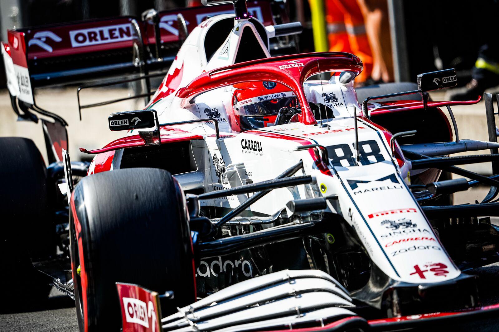 F1: Monzában is Kubica ül az Alfa Romeóba