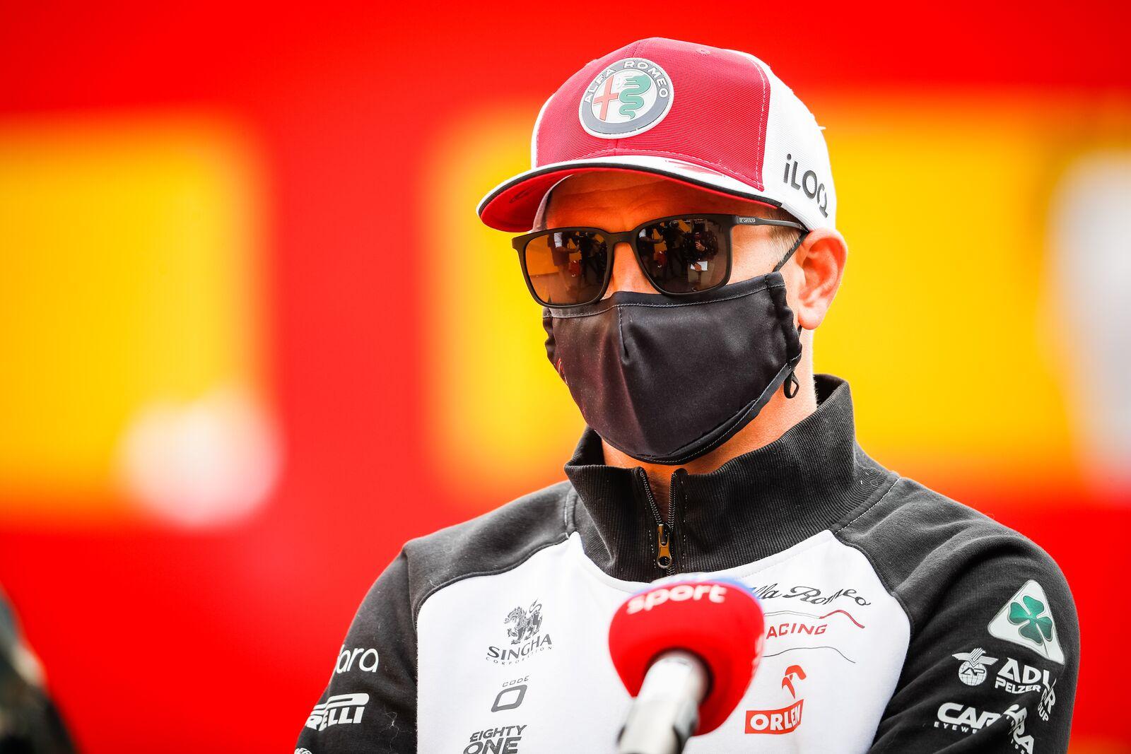 F1: Räikkönen koronavírusos, kihagyja a Holland Nagydíjat