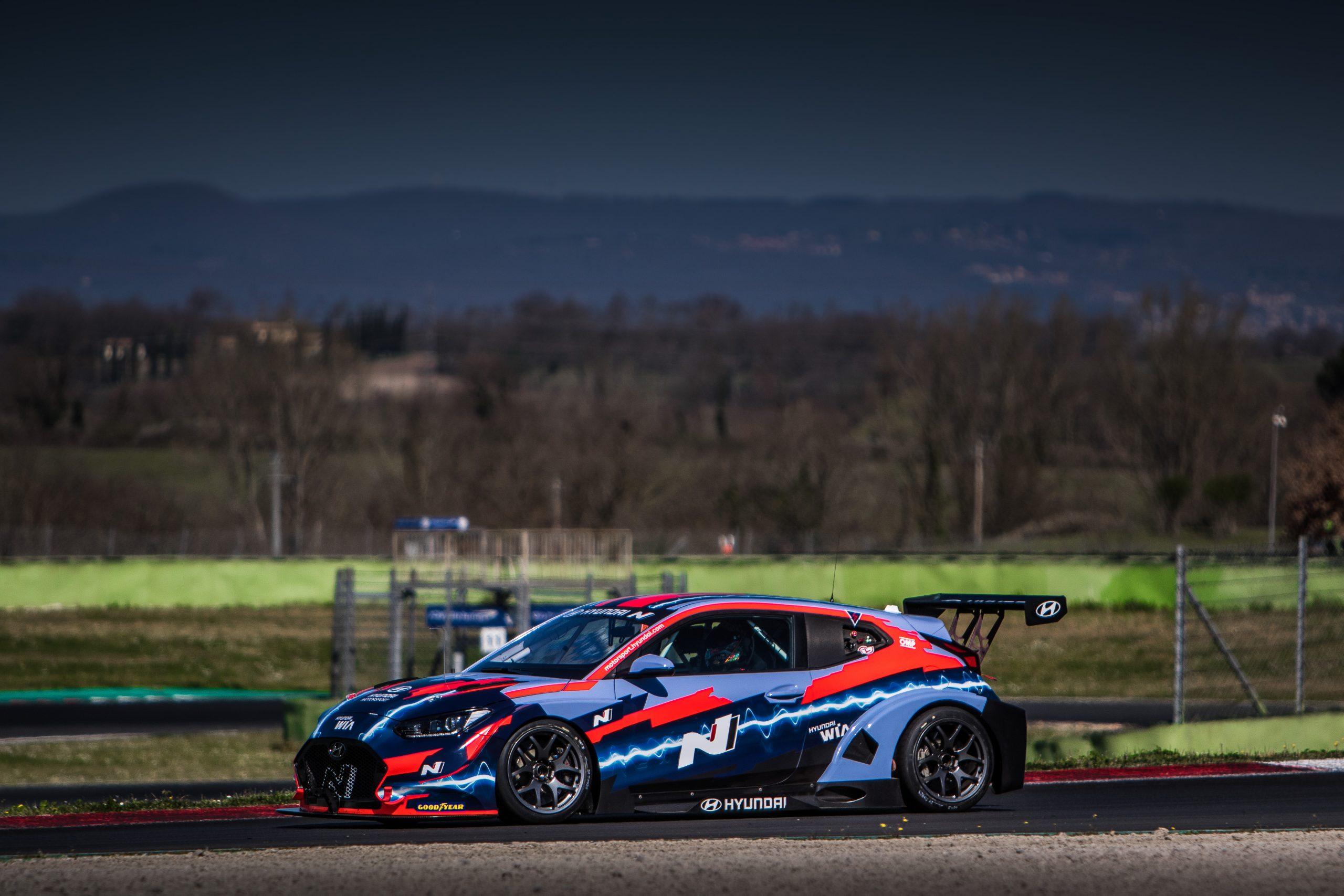 Hivatalos: A Hungaroringre is jön első szezonjában az ETCR!