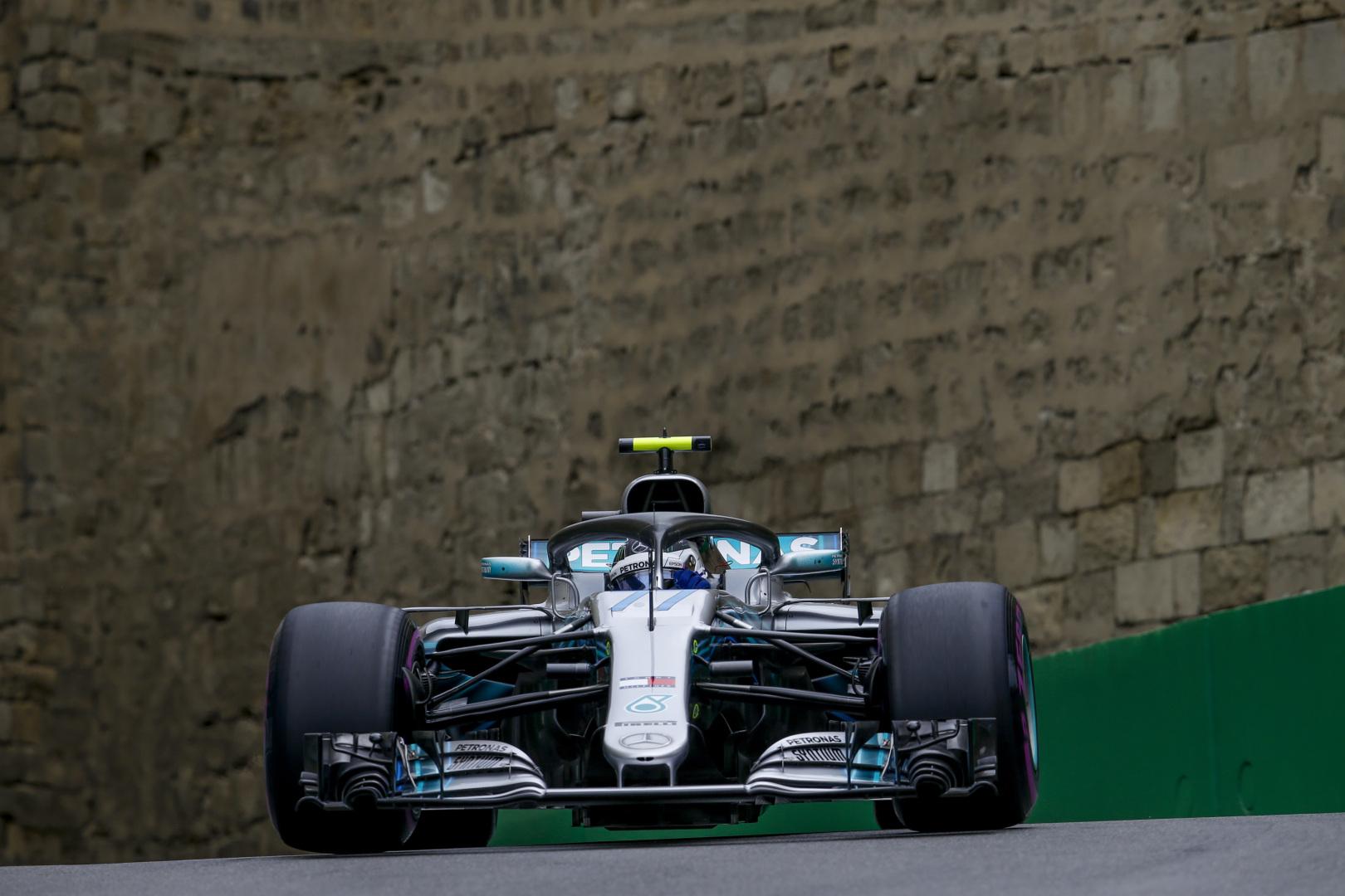 F1: Bottas majdnem faképnél hagyta a Mercedest