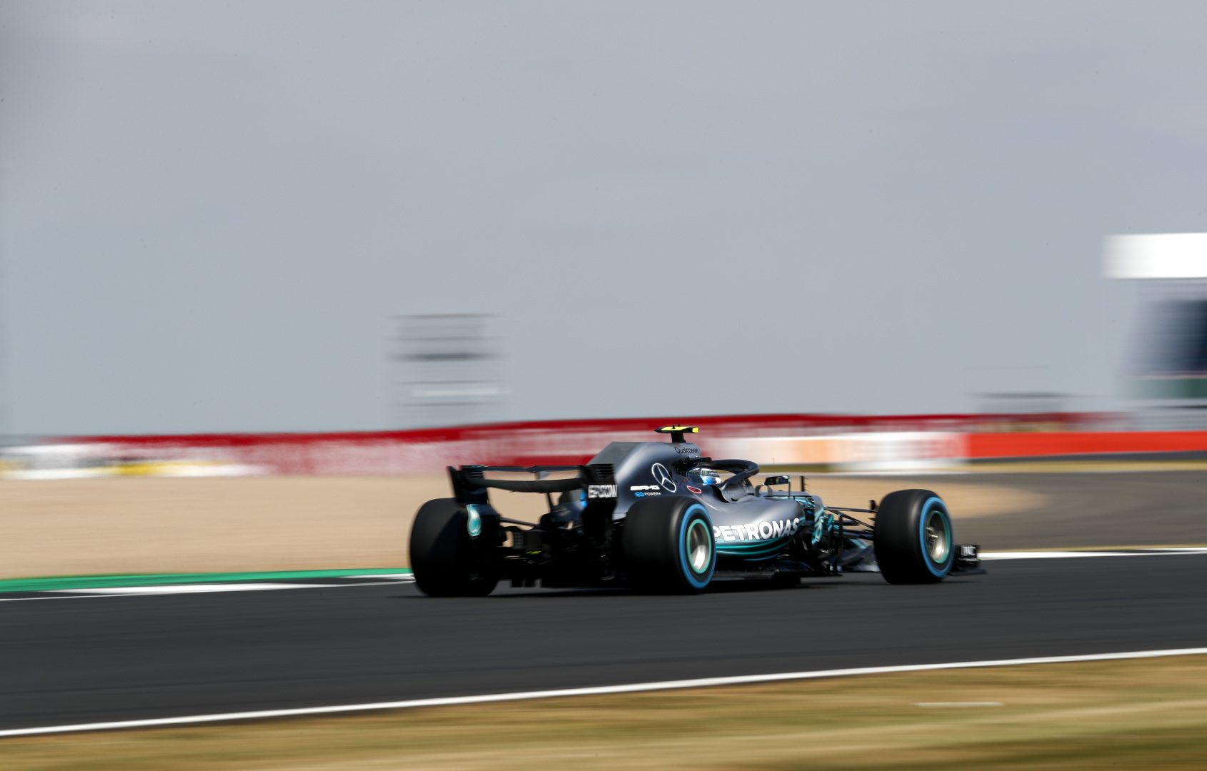 F1: Idén eggyel kevesebb DRS-zóna lesz Silverstone-ban