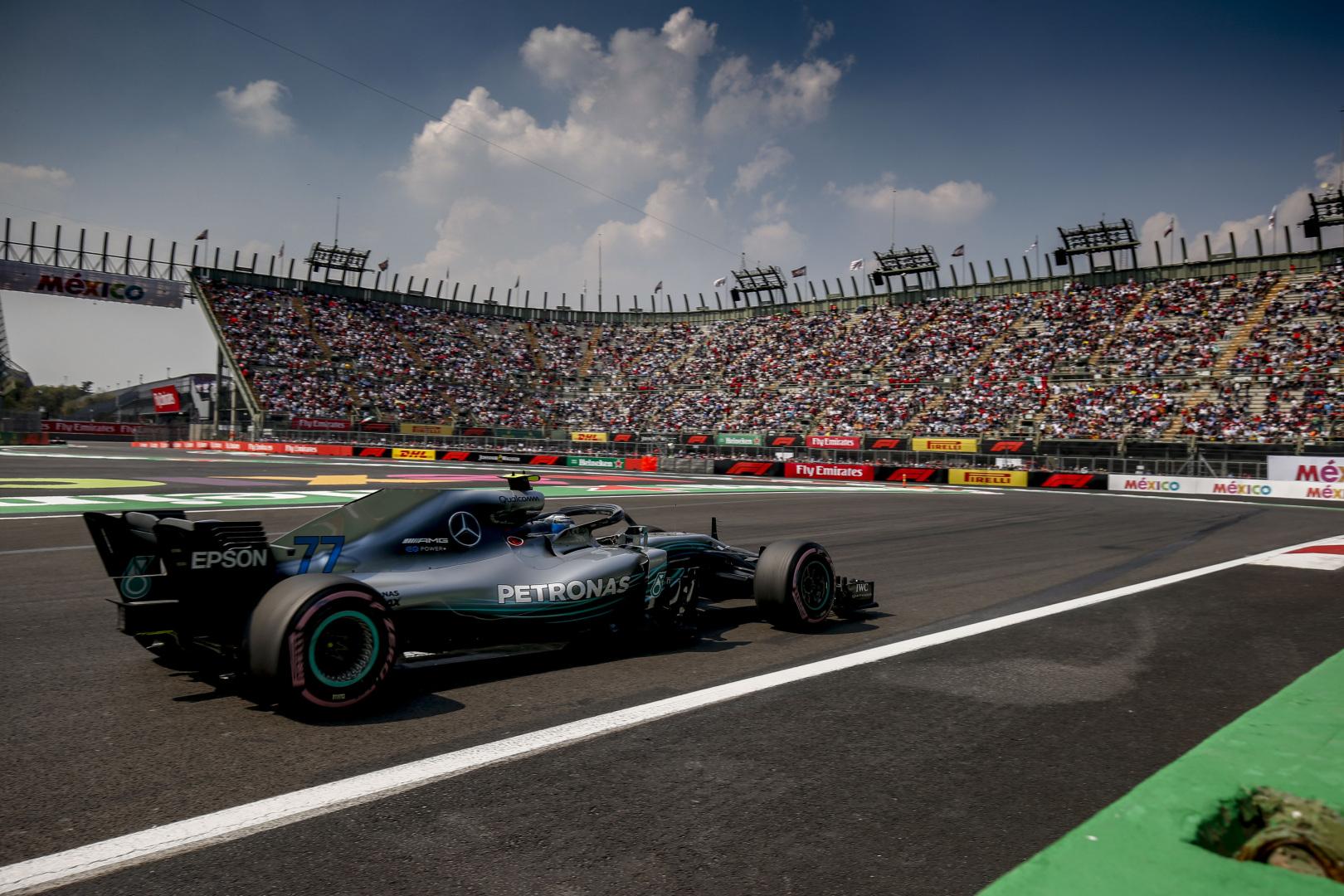 F1: Újabb DRS-zónát jelöltek ki Mexikóban