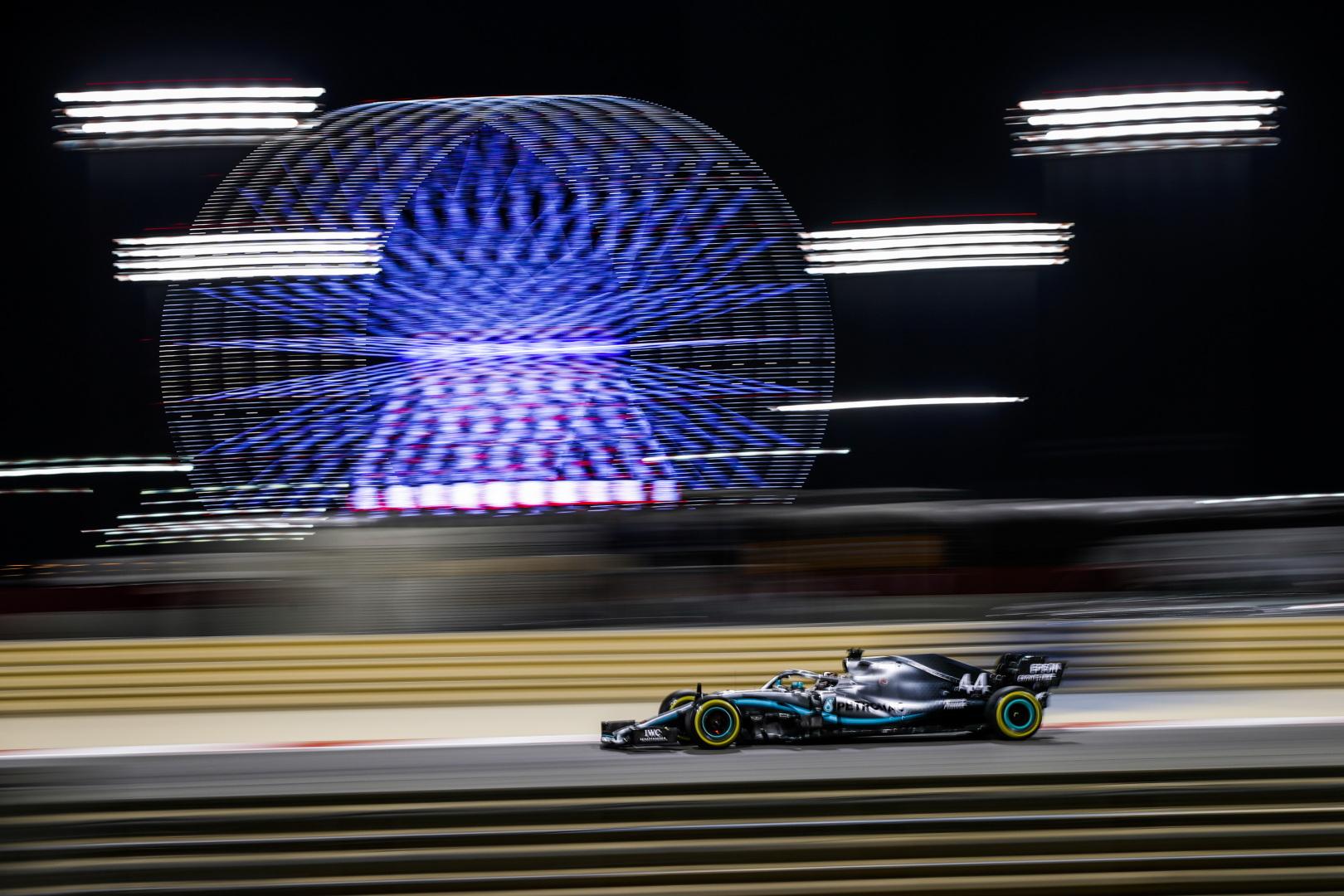 F1: 55 másodperces körrekorddal lehet pole-t szerezni Bahreinben