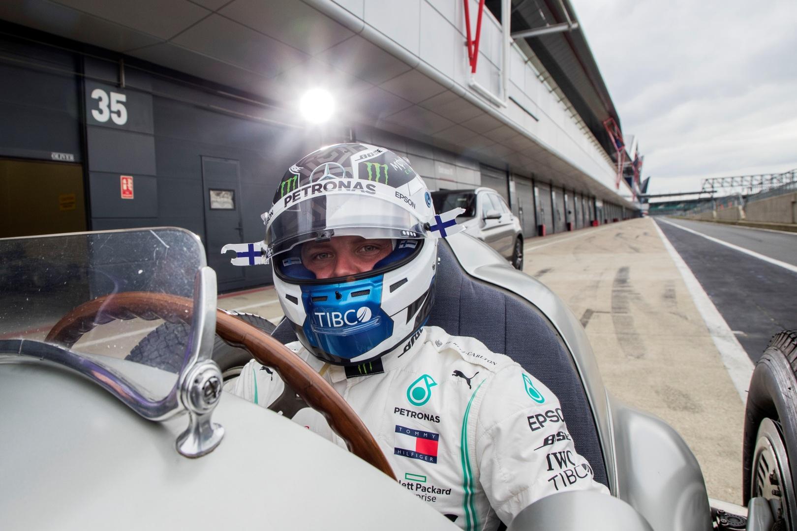 F1: Kiderült, mikor dől el Bottas sorsa