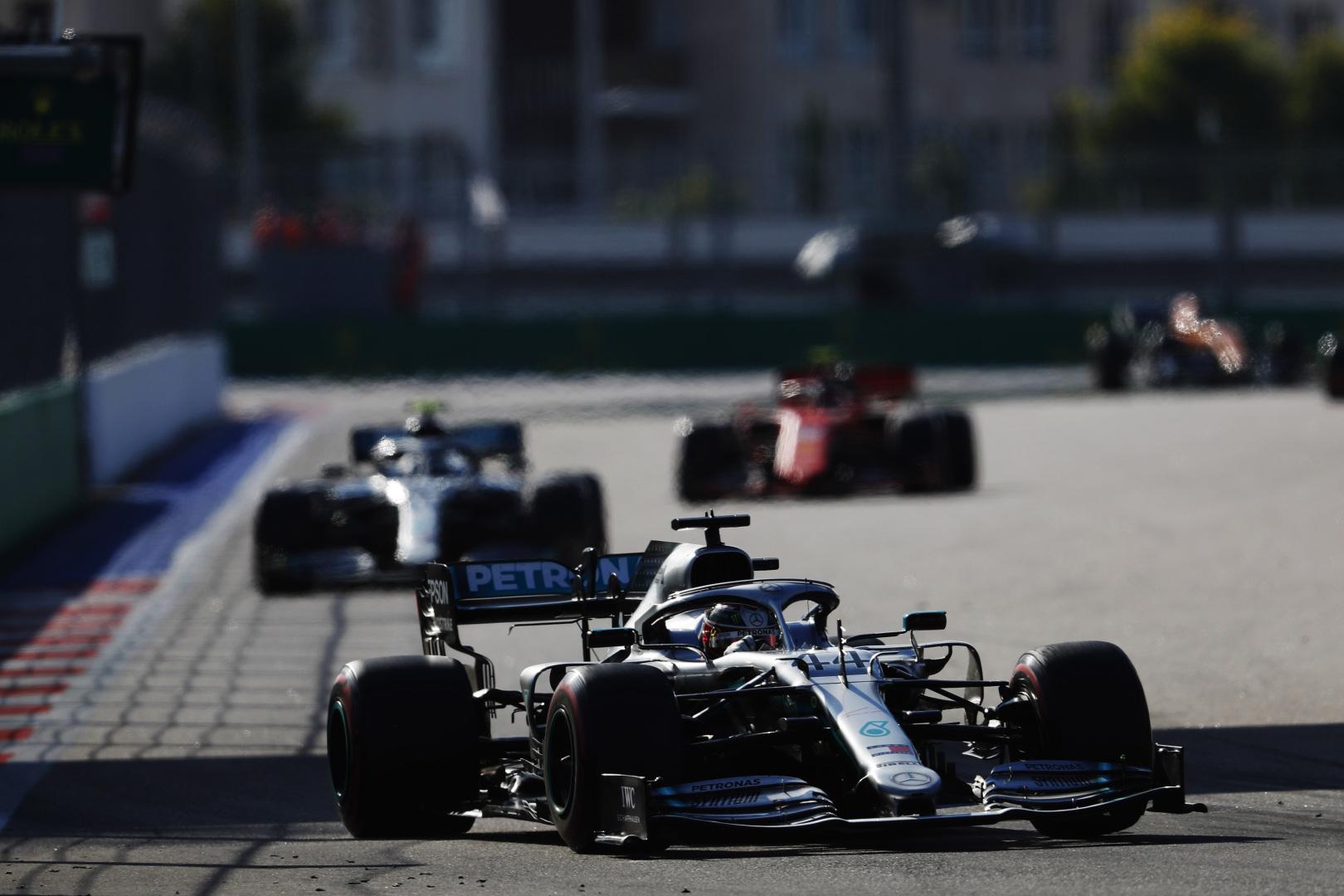 F1: Hamilton szerint idén már alig lesz esélye nyerni a Mercedesnek