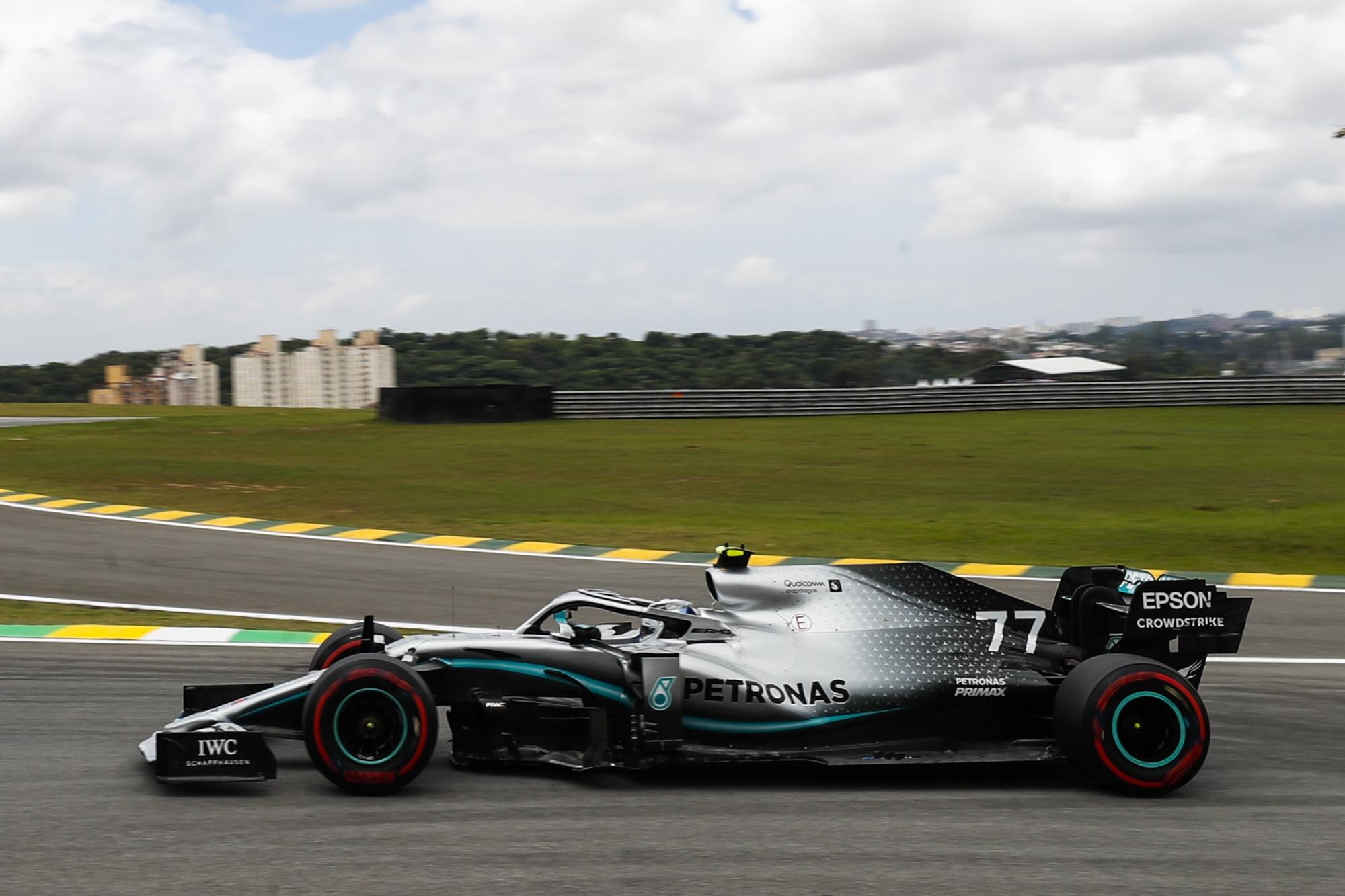 F1: Rajtbüntetés várhat Bottasra a szezonzárón