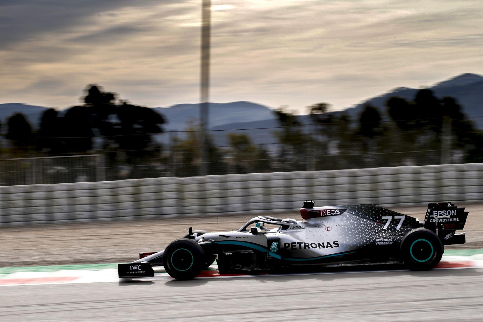 F1: Visszatalált az élre a Mercedes, körszámban a Ferrari vitte a pálmát
