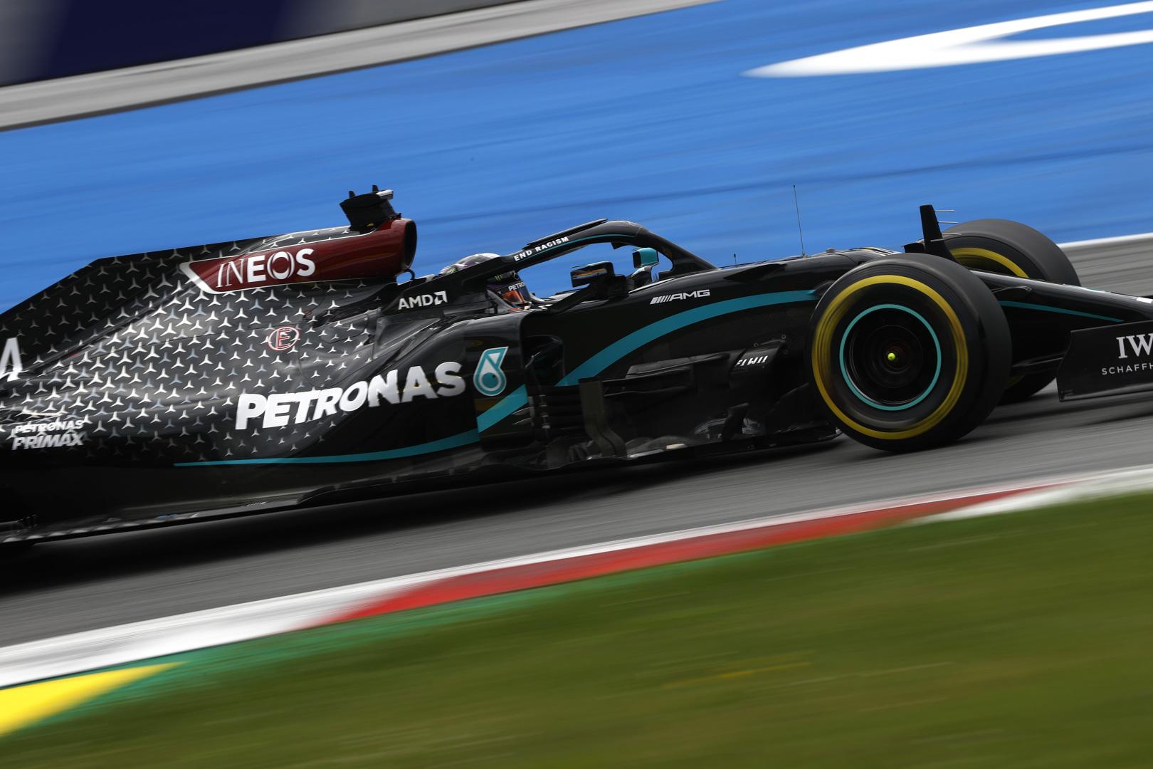 F1: Továbbra is Hamilton a Red Bull Ring ura