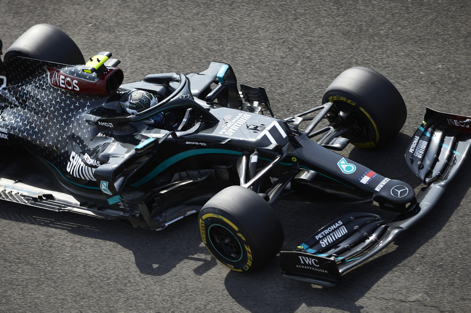 F1: Bottas uralja Mugellót, Verstappen átlépte Hamiltont