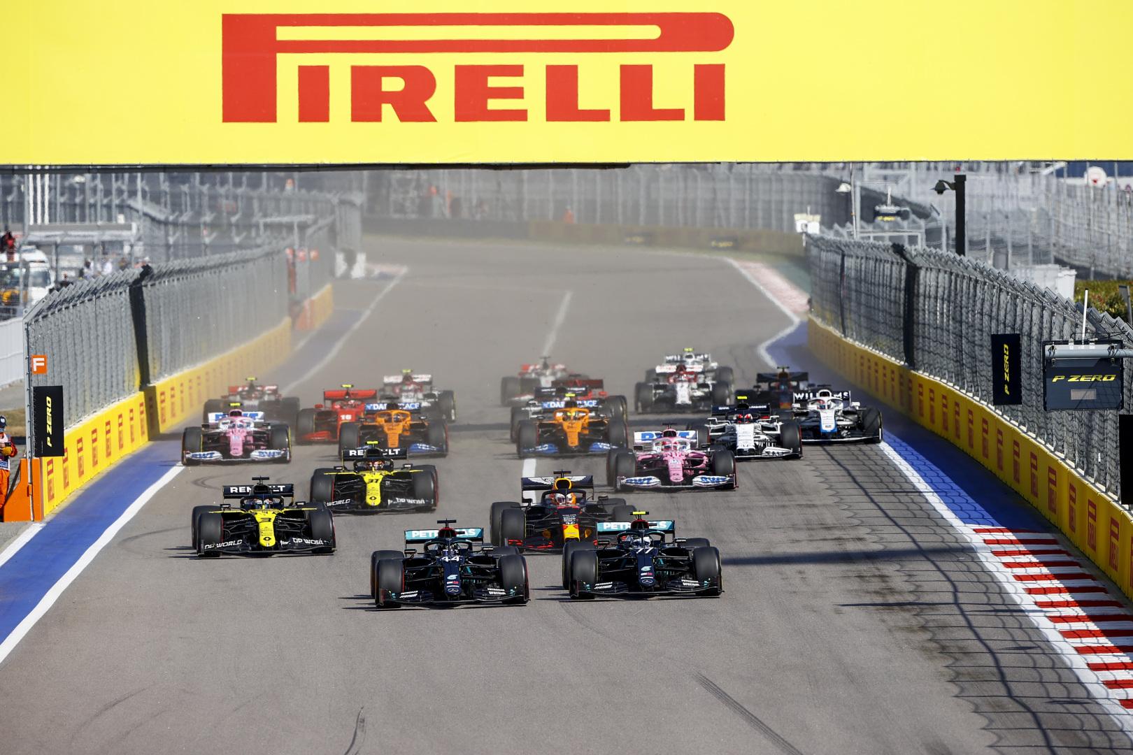 F1: Új pályára költözik az Orosz Nagydíj