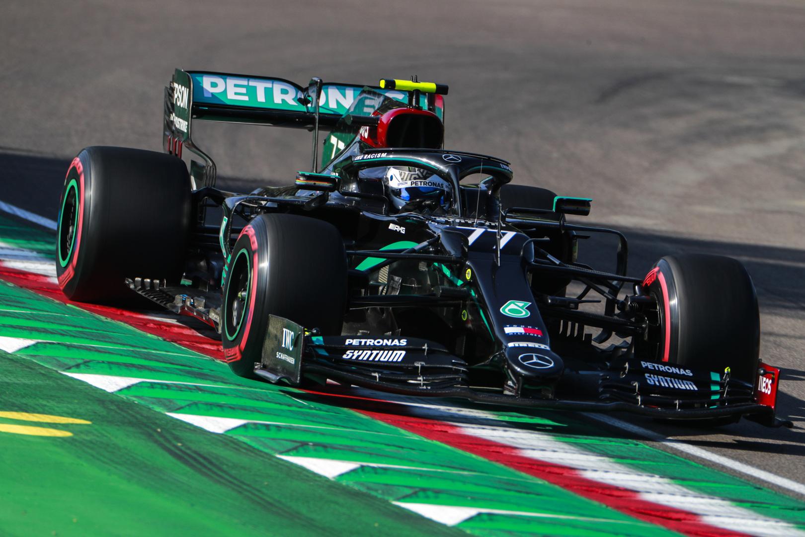 F1: Bottasé az imolai pole