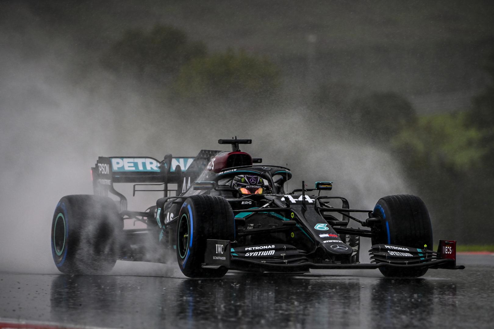 F1: Hamilton futamgyőzelemmel lett hétszeres világbajnok