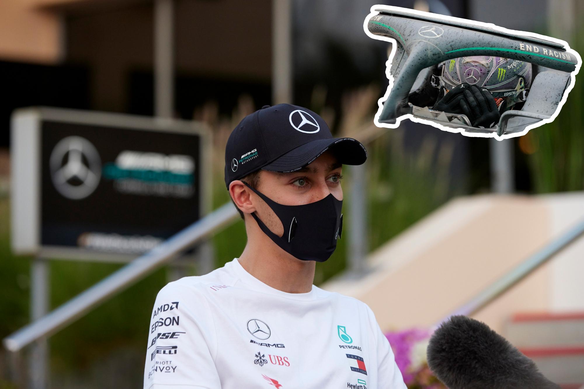 F1: Hamiltoné a döntés, de Russell a Mercedes jövője