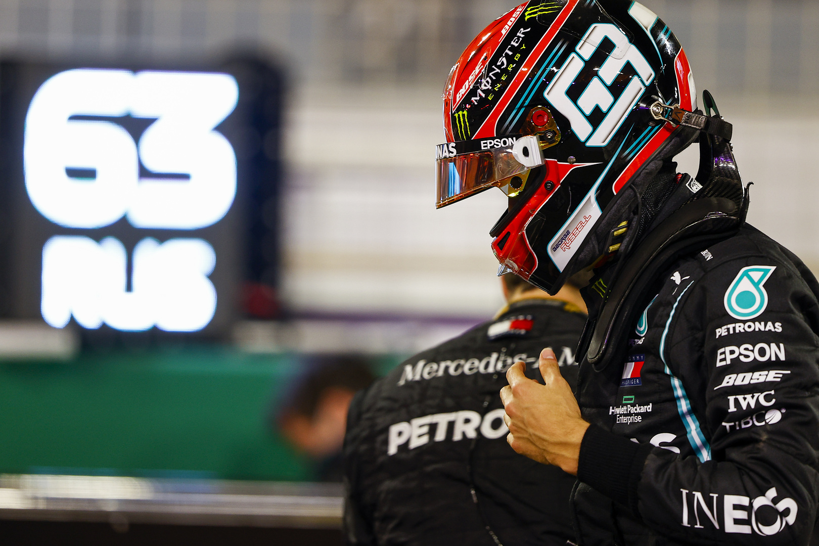 F1: Újra Mercedesbe ül Russell